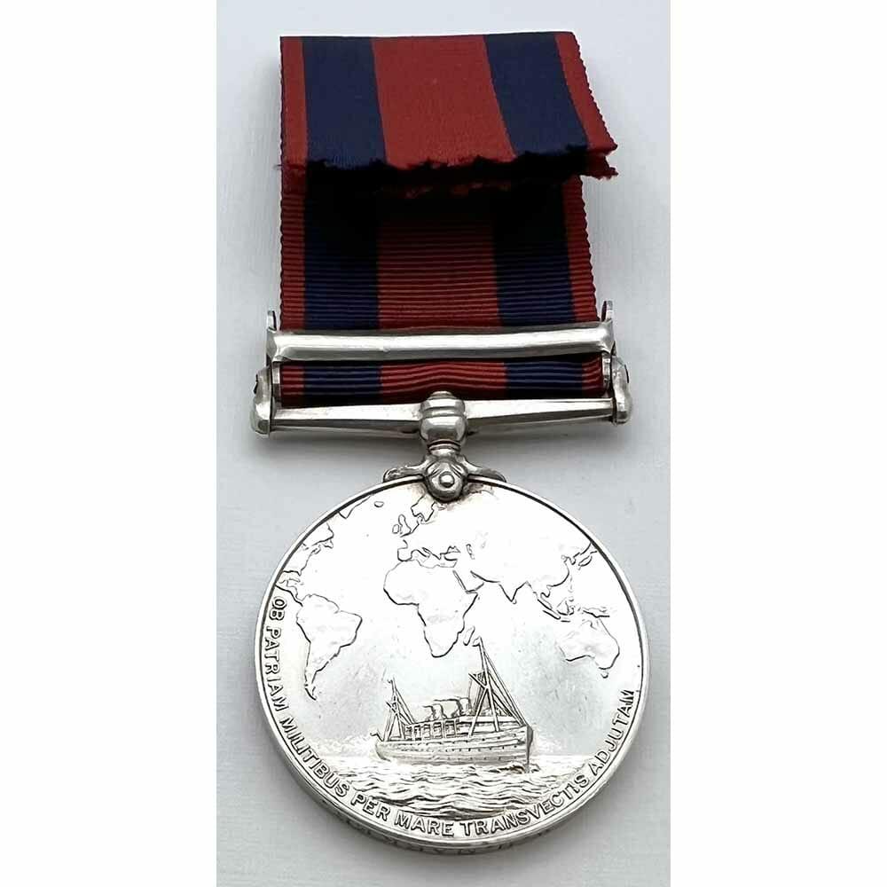 Transport Medal Australia Interest 2