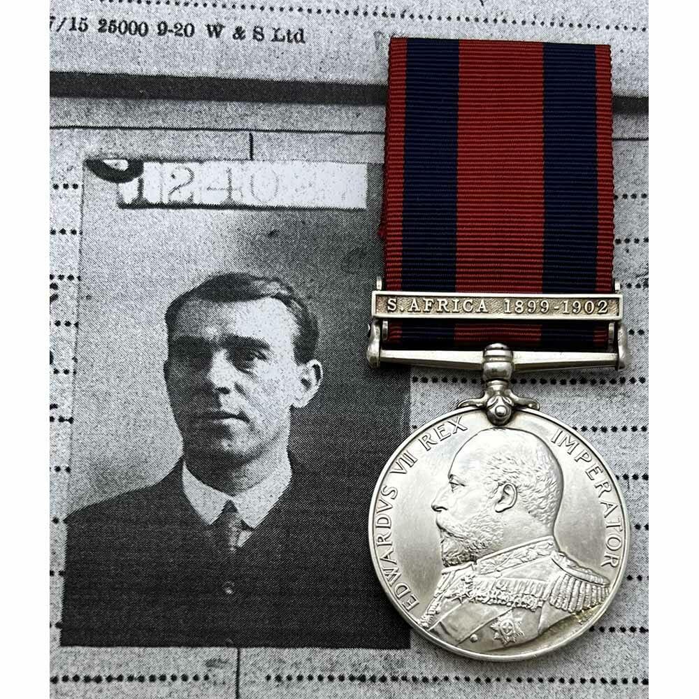 Transport Medal Australia Interest 1