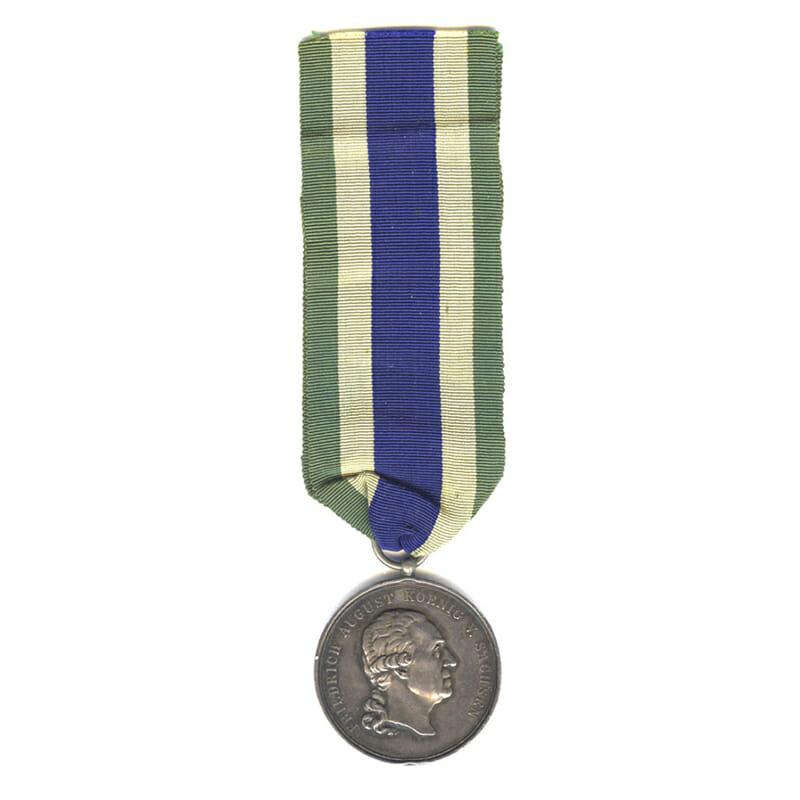 Order of  Henry Silver Merit medal signed old issue 1