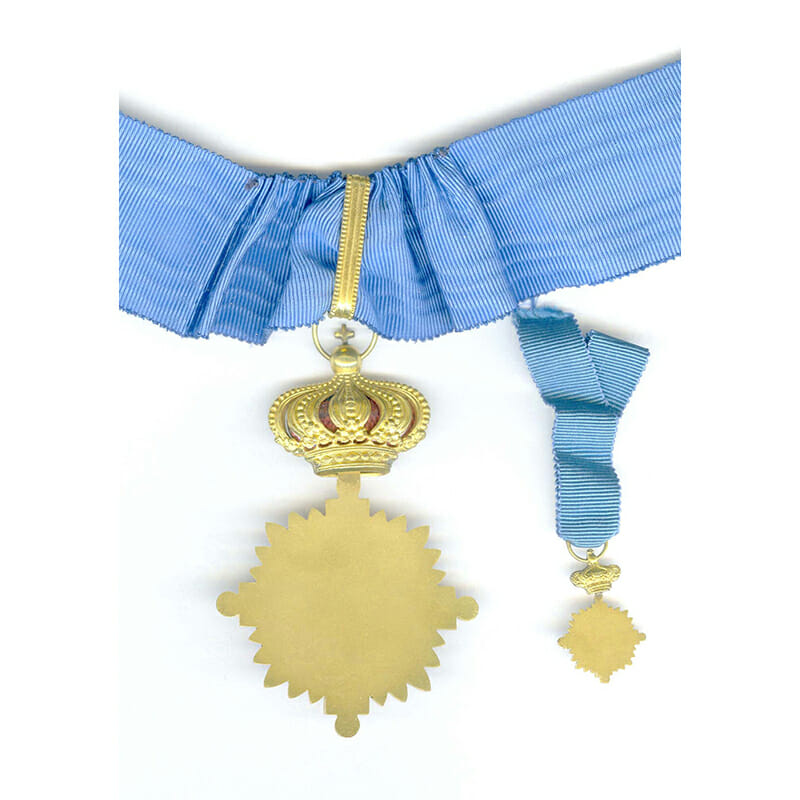 Order of the Cross of Constantinople  Commander in case of issue with... 3