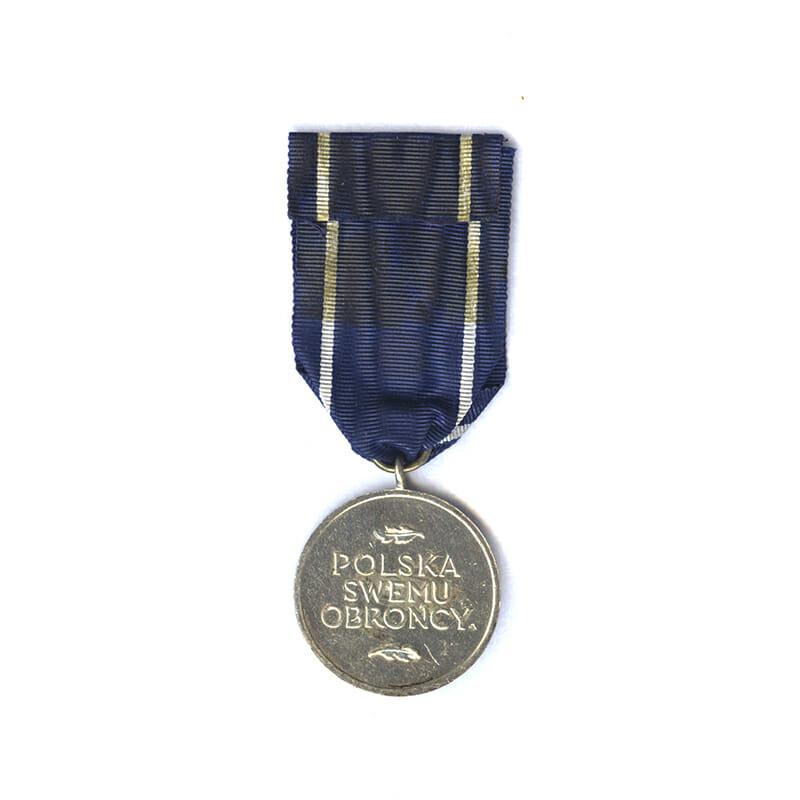 Navy Medal for War 1939-1945 2