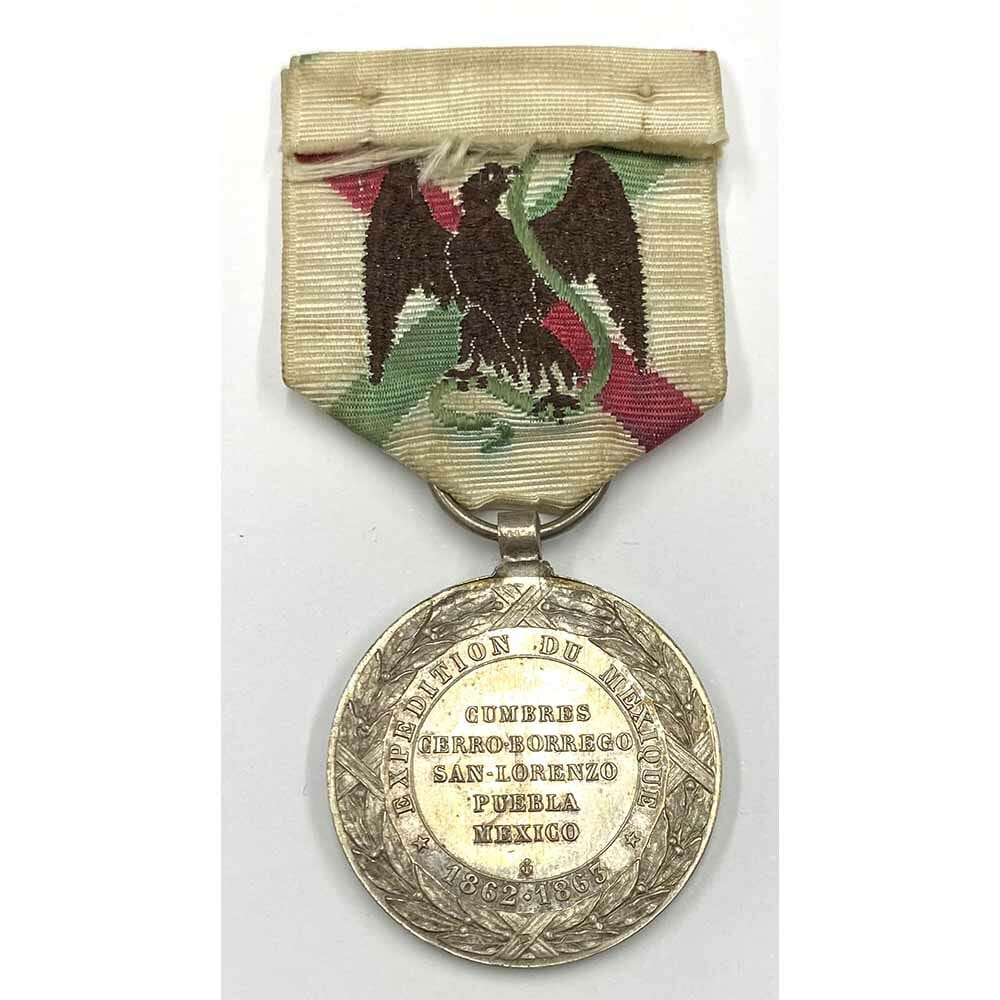 Mexico Campaign Medal by Barre 2